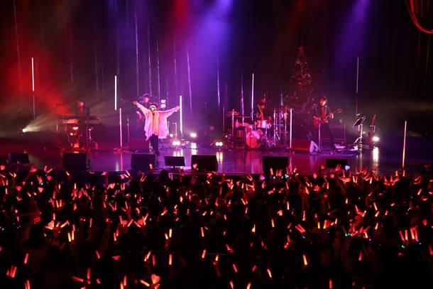 12月23日@東京EX THEATER ROPPONGI