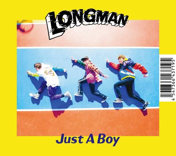 アルバム『Just A Boy』