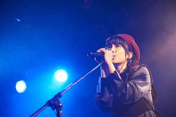 12月28日@渋谷 CLUB QUATTRO(愛美)