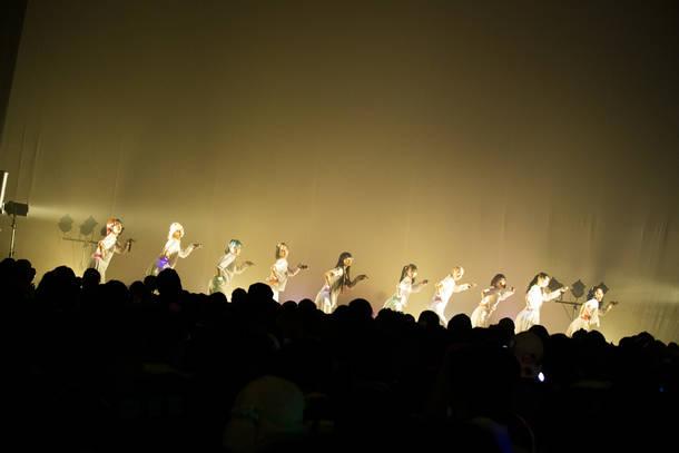 12月29日(日)@サンリオピューロランド photo by 外林健太