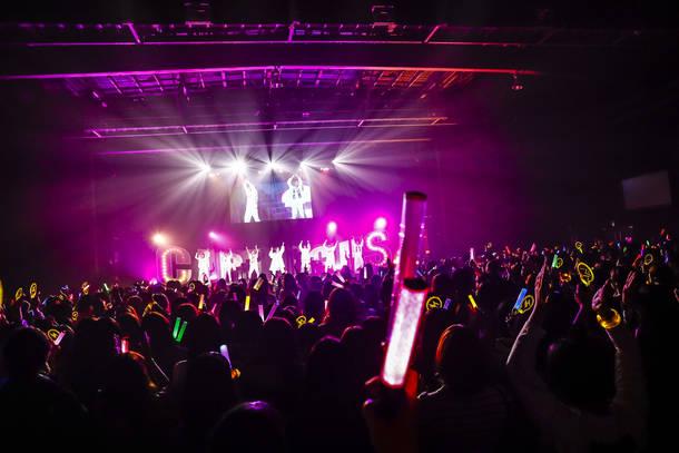 12月29日@豊洲PIT photo by  笹森健一