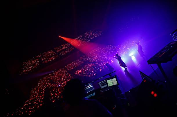 12月30日(月)の東京・国際フォーラム ホールA photo by  SARU(SARUYA AYUMI)