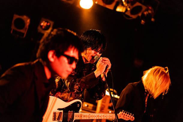 2019年12月23日 at TSUTAYA O-Crest(THE PINBALLS)