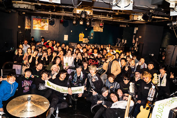 2019年12月23日 at TSUTAYA O-Crest