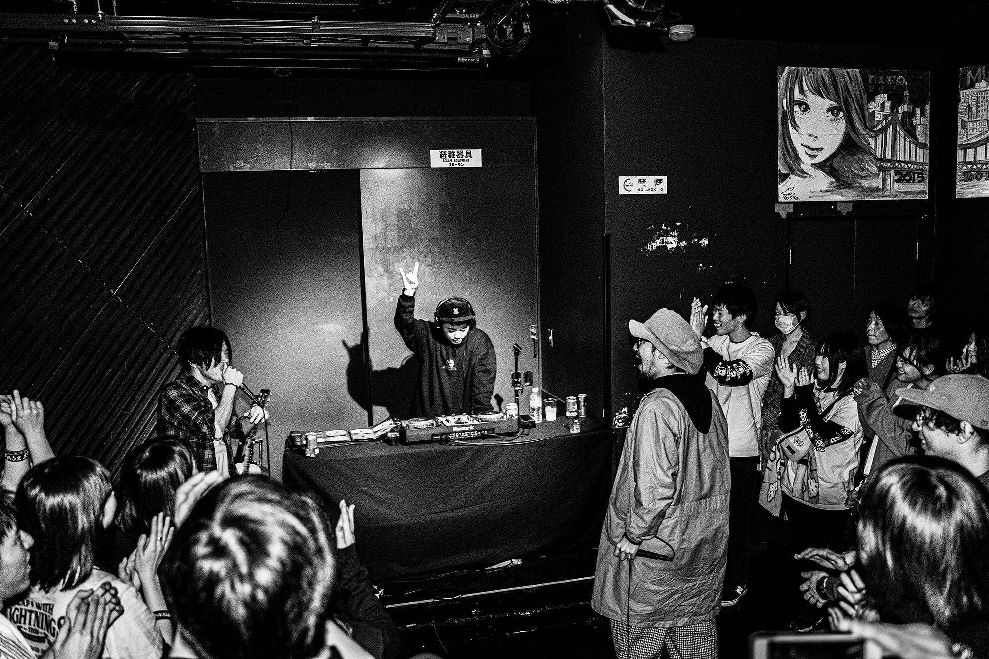 2019年12月23日 at TSUTAYA O-Crest(DJオガリュウ(from 04 Limited Sazabys))