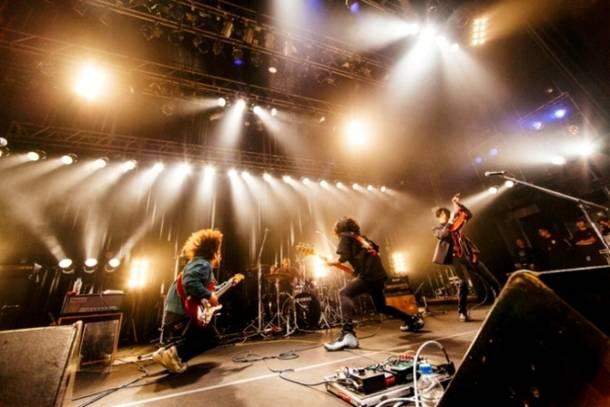 12月30日@渋谷TSUTAYA O-EAST