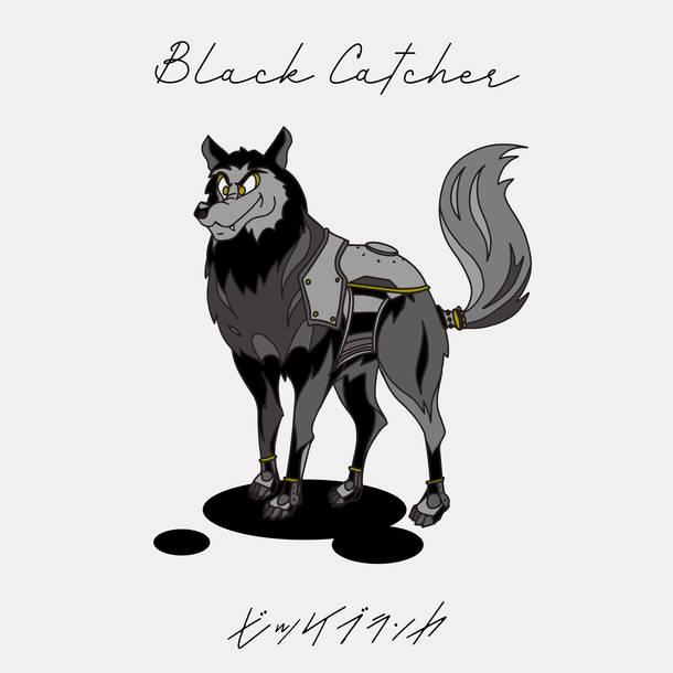 配信シングル「Black Catcher」