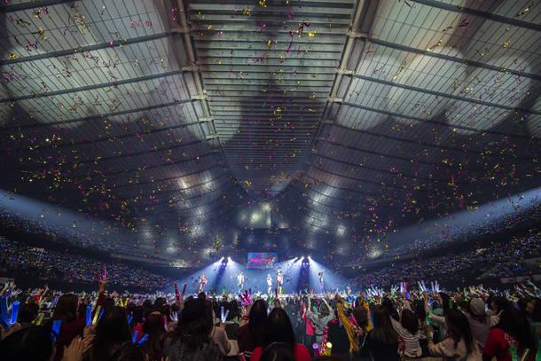 1月5日@代々木競技場 第一体育館 photo by  米山三郎、深野輝美、笹森健一、小坂茂雄