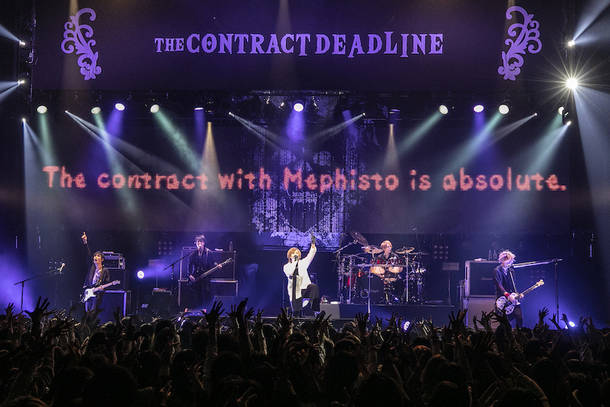 『Angelo Tour 2019-2020「THE CONTRACT DEADLINE」』@マイナビBLITZ赤坂