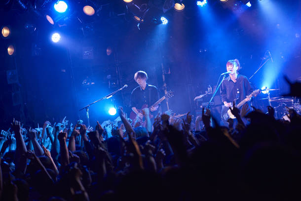 【nano.RIPE ライヴレポート】 『nano.RIPE TOUR 2019 「せかいじゅのはな」』 2019年12月28日  at 渋谷CLUB QUATTRO