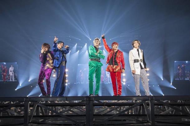 【超特急 ライヴレポート】 『BULLET TRAIN ARENA TOUR  2019-2020 Revolucion viva  ~Shine Bright New Year~』 2020年1月4日 at 代々木第一体育館