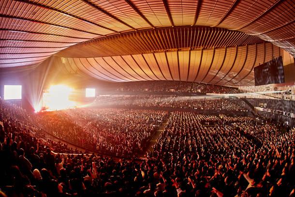 2019年12月29日 at 国立代々木競技場第一体育館(photo by 立脇卓)