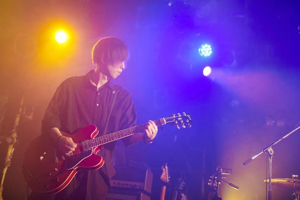 12月29日@渋谷CLUB QUATTRO photo by 中島未来