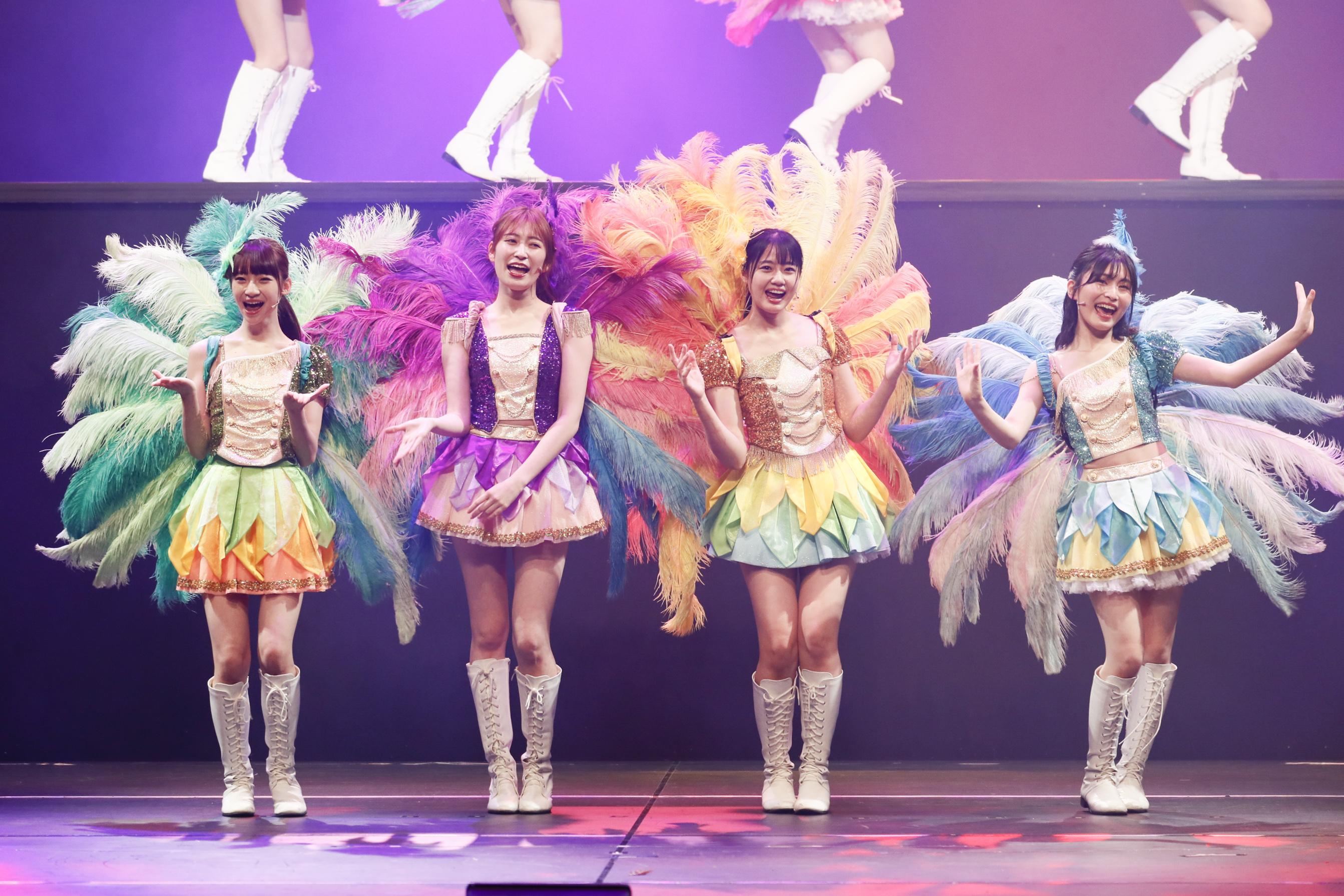 あんみつ姫プロデュース レヴュー48