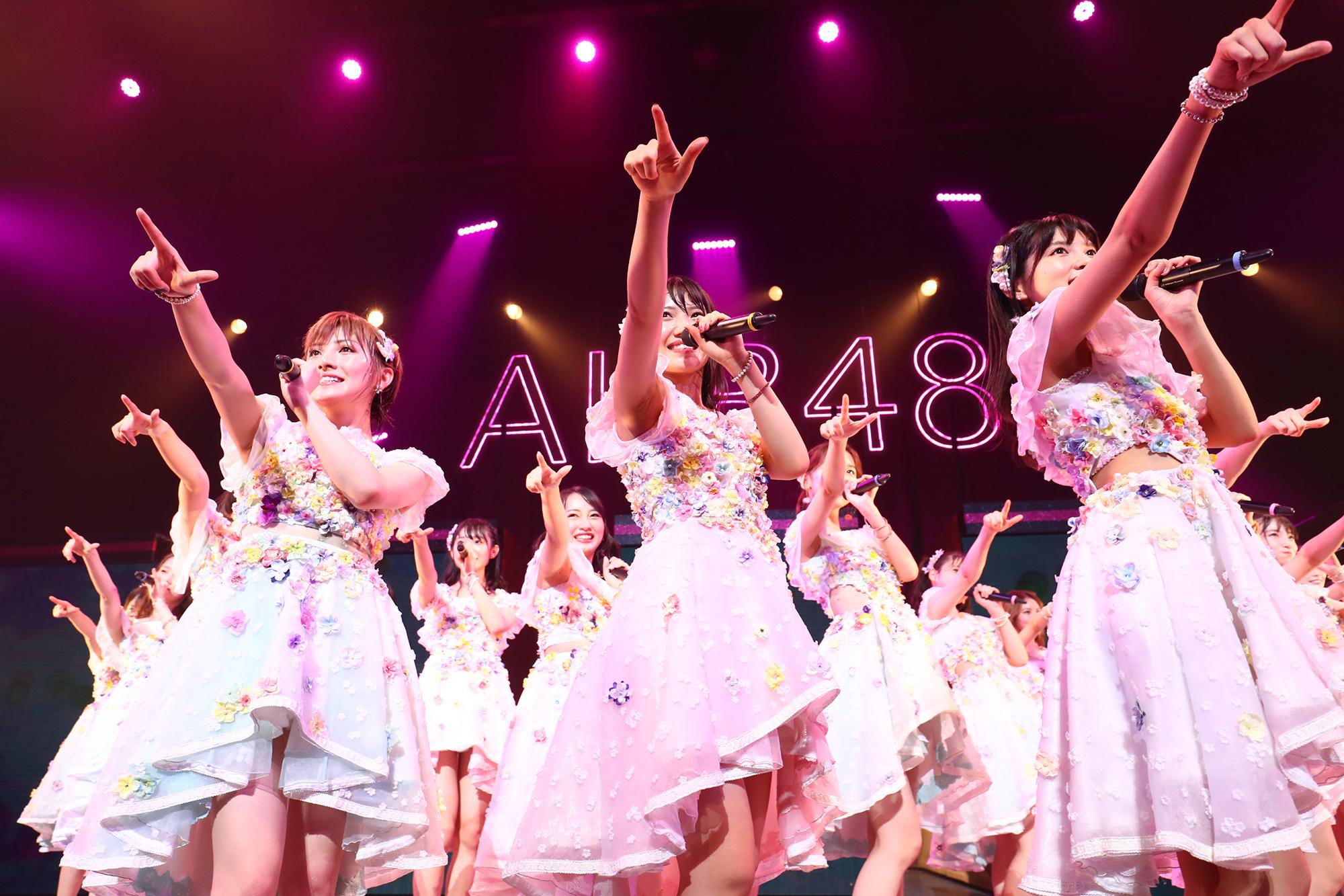 AKB48ツアー選抜