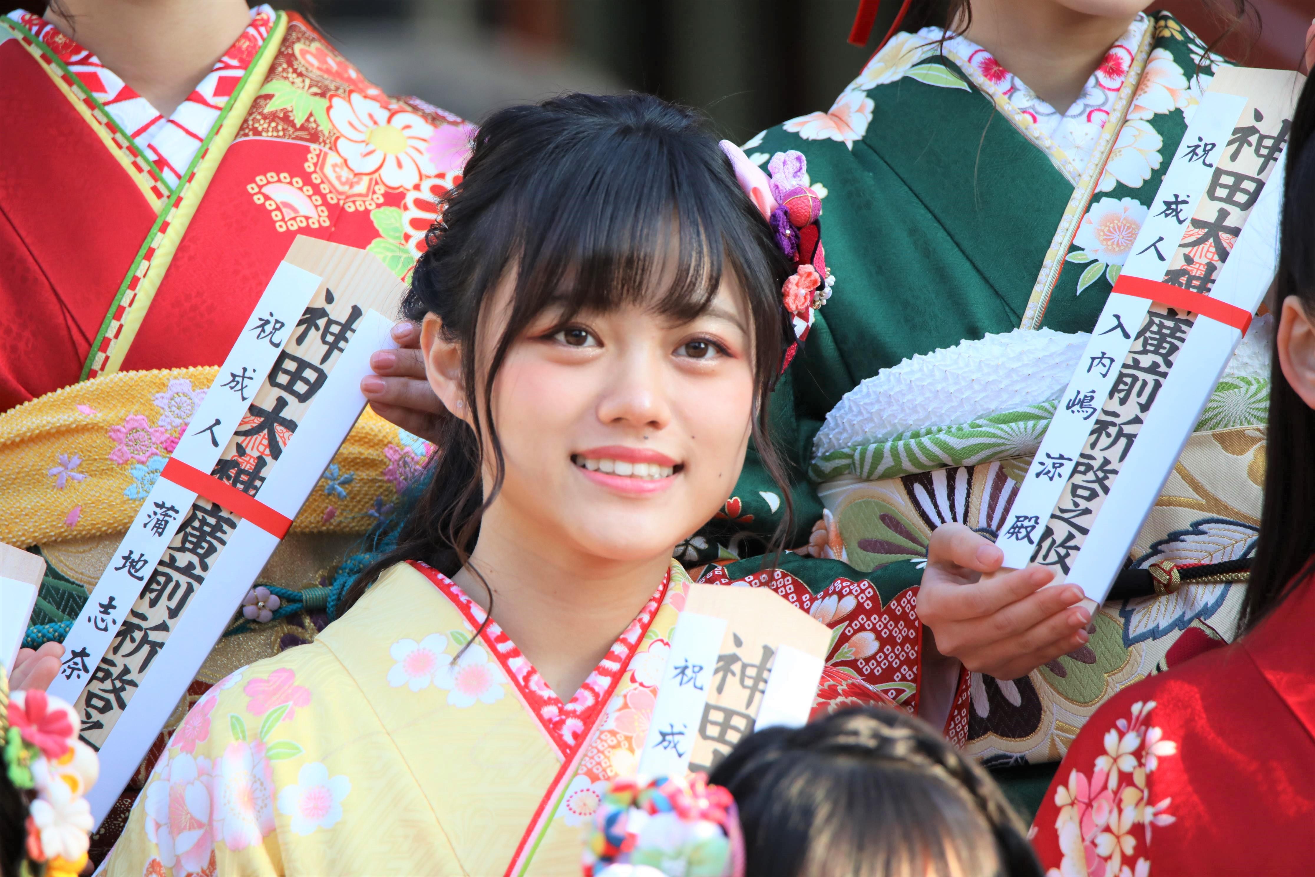 AKB48チーム8春本ゆき「地元をもっと盛り上げていけるように頑張ります ...