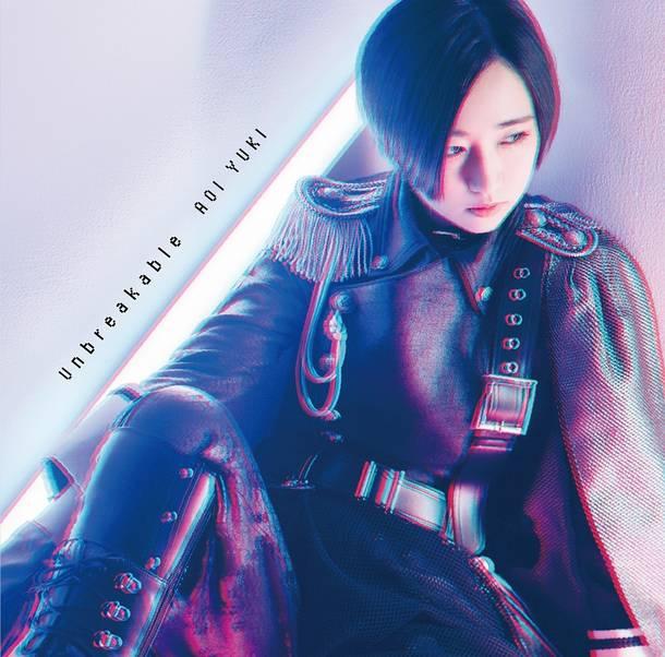 シングル「Unbreakable」【初回盤】(CD+DVD)