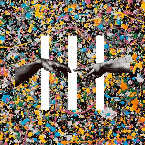アルバム『BORDERLESS』【通常盤(CD)】