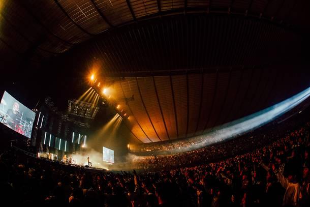 1月12日@国立代々木競技場第一体育館