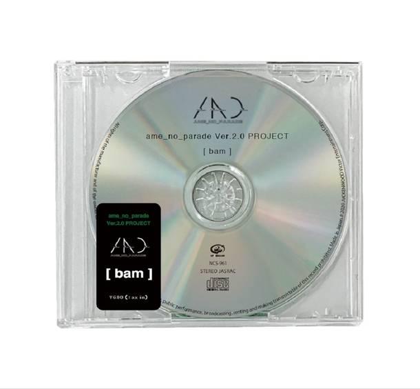会場限定CD「bam(ver.2.0)」
