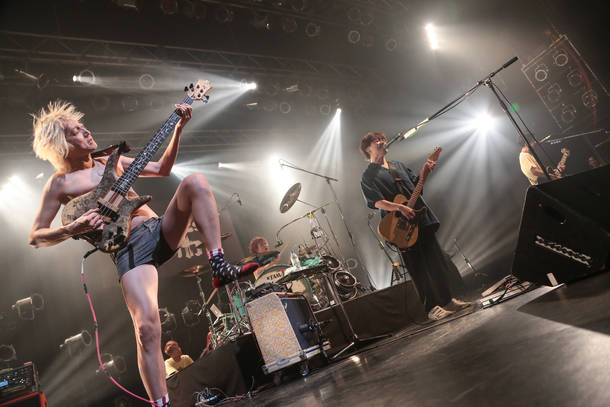 【androp ライヴレポート】