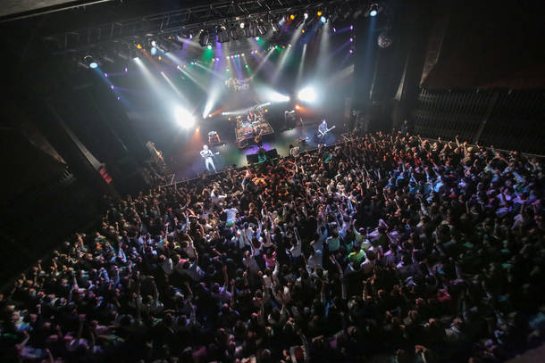 2020年1月17日 at TSUTAYA O-EAST