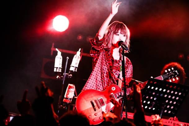 1月19日@新宿BLAZE photo by  イシハラタイチ