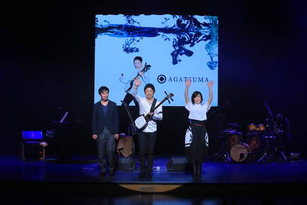 1月18日@北京天橋芸術センター劇場