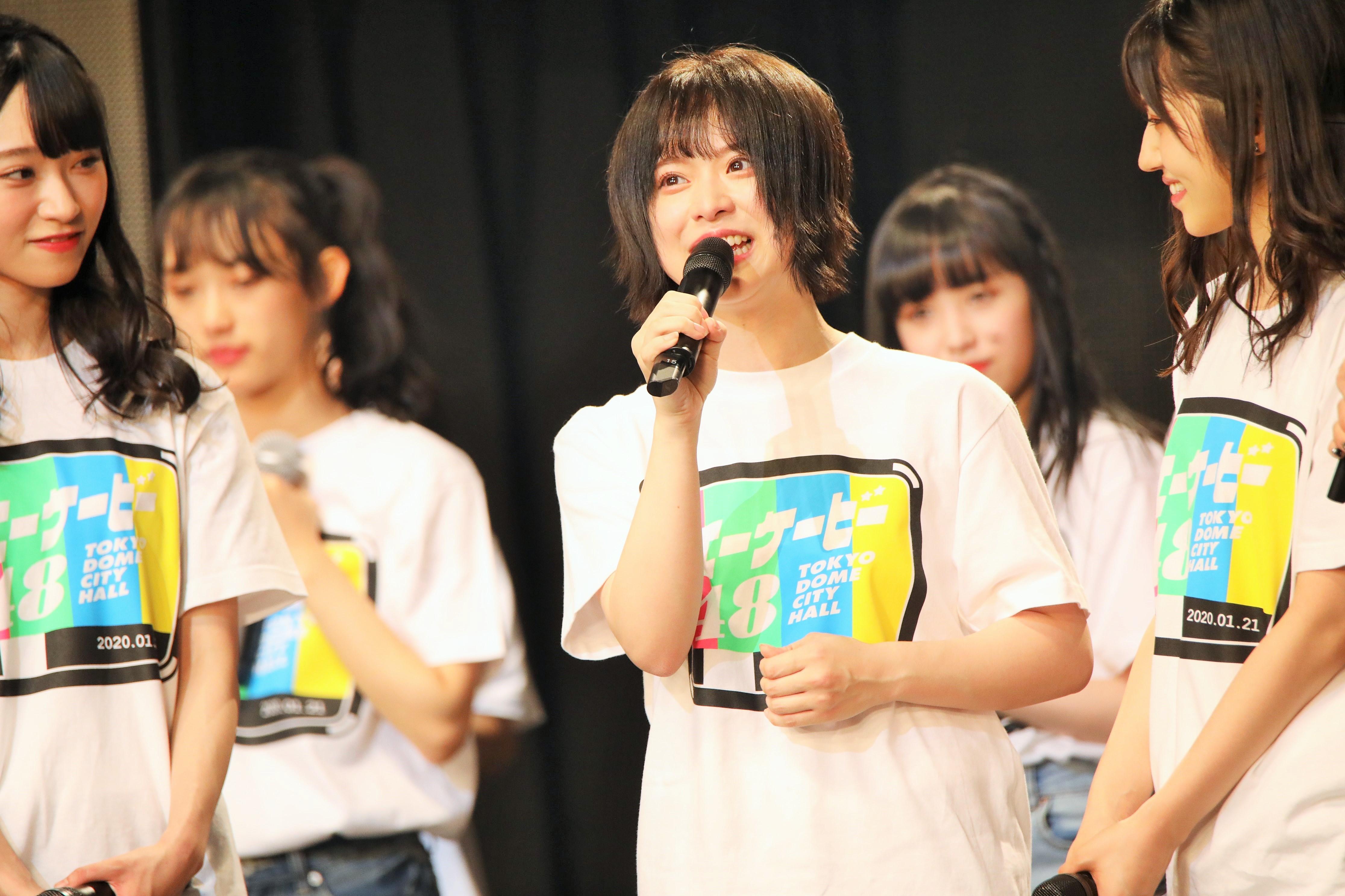 倉野尾成美「3月の熊本公演も神奈川公演に繋がるような素敵な公演にしたいです」