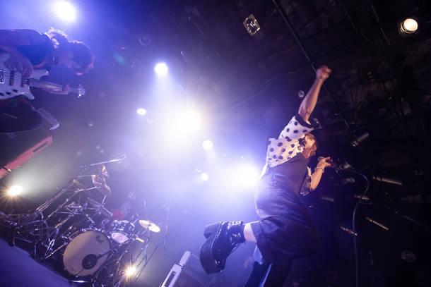 1月21日@渋谷CLUB QUATTRO