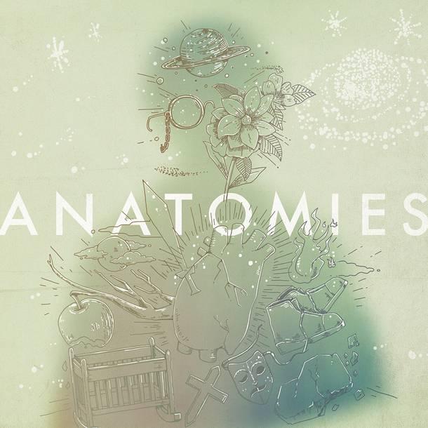 アルバム『ANATOMIES』