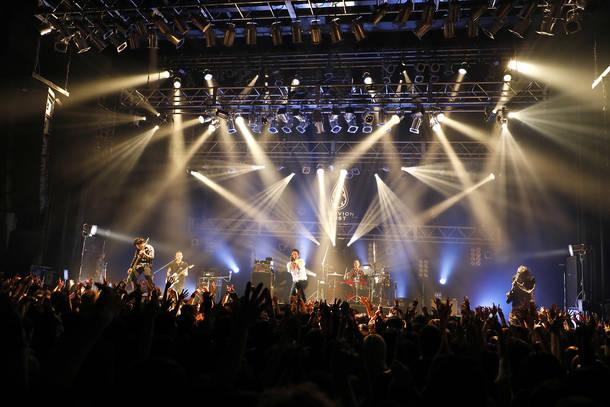 1月25日@TSUTAYA O-EAST photo by 緒車寿一、田中和子