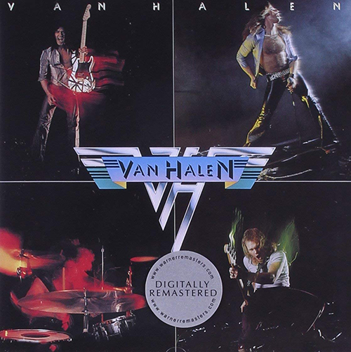 「Runnin' With the Devil」収録アルバム『Van Halen』/Van Halen