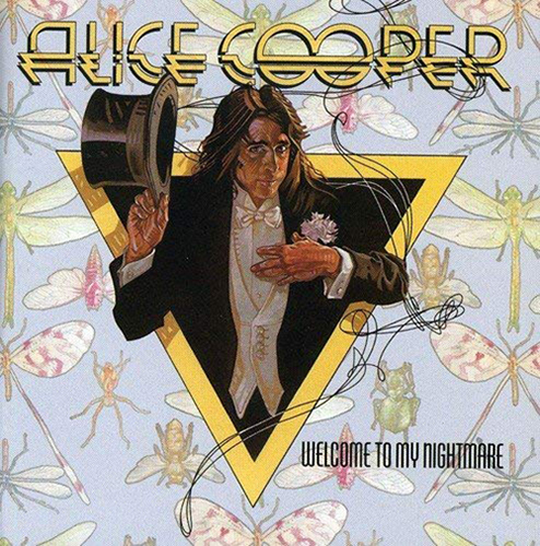 「Devil's Food」収録アルバム『Welcome to My Nightmare』/Alice Cooper