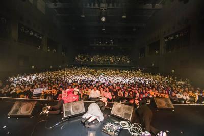 1月26日@Zepp Nagoya photo by 郡元菜摘