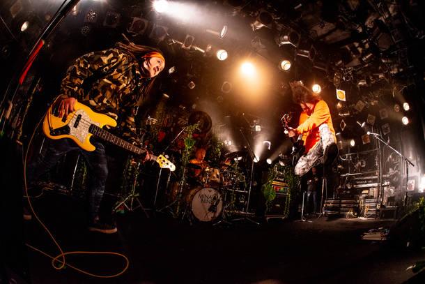 【MINAMI NiNE ライヴレポート】 『MINAMI NiNE 「TiPPING TOUR」 ~単独編~』 2020年1月26日  at 渋谷CLUB QUATTRO