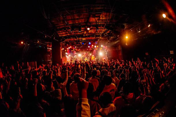 2020年1月26日 at 渋谷CLUB QUATTRO