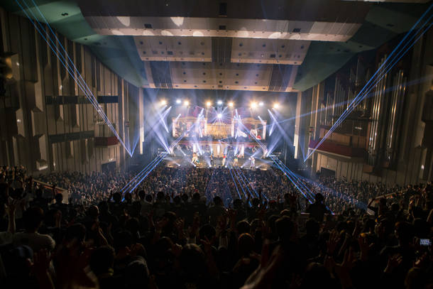 2020年1月22日 at NHKホール