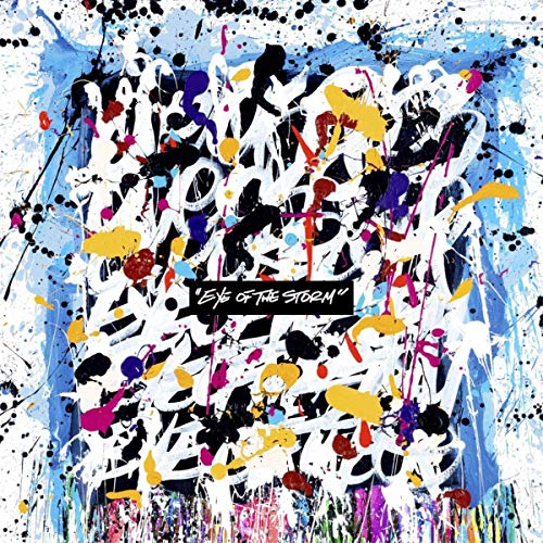 「Wasted Nights」収録アルバム『Eye of the Storm』/ONE OK ROCK
