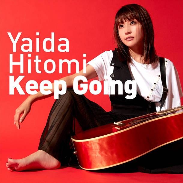 アルバム『Keep Going』【初回限定盤(DVD付)】