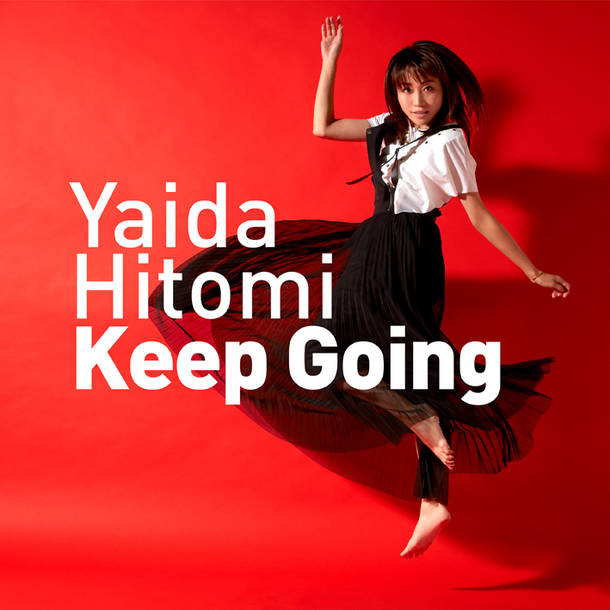 アルバム『Keep Going』【通常盤】