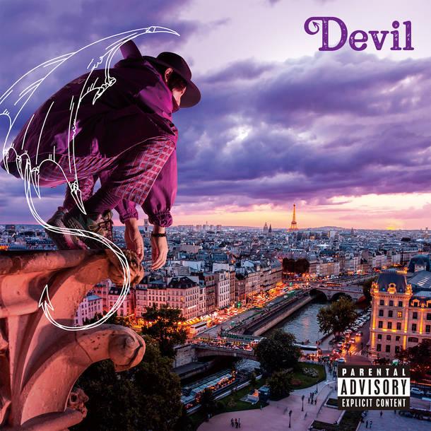 アルバム『Devil』【CD+DVD】