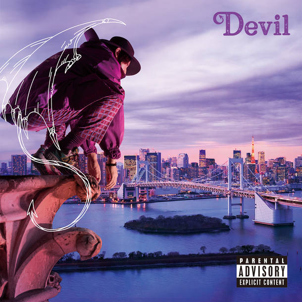 アルバム『Devil』【CD+Blu-ray】