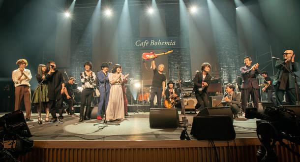 2月8日@LINE CUBE SHIBUYA (C)アライテツヤ