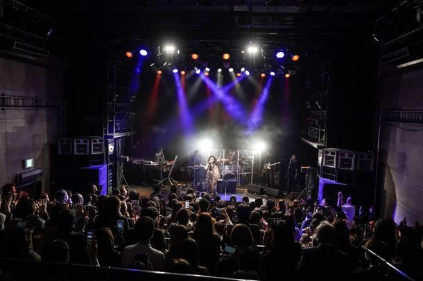 """2月10日(月)@『HARUMI LIVE 2020 """"Pride""""』 photo by  上飯坂一"""
