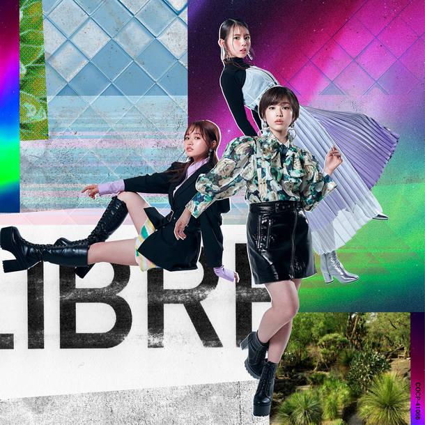 アルバム『LIBRE』【初回盤】(CD+Music Card)