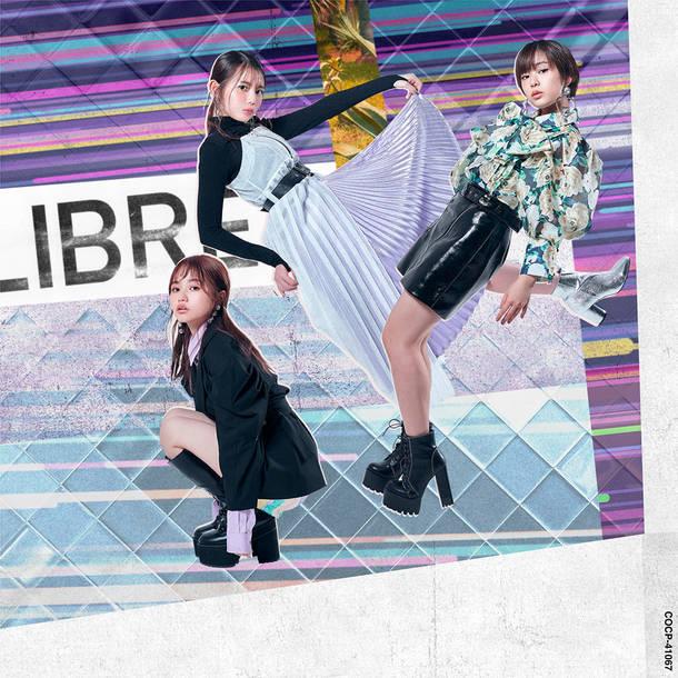 アルバム『LIBRE』【通常盤】(CD)