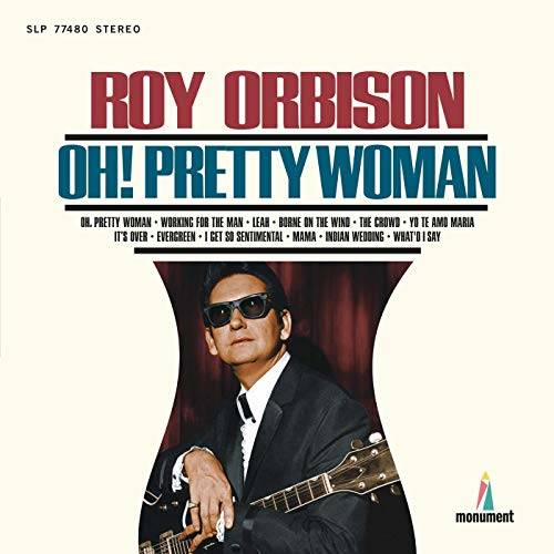 「Mama」収録アルバム『Oh, Pretty Woman』/Roy Orbison