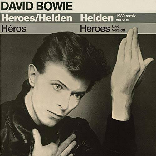 「HELDEN」収録EP『Heroes / Helden / Héros』/David Bowie