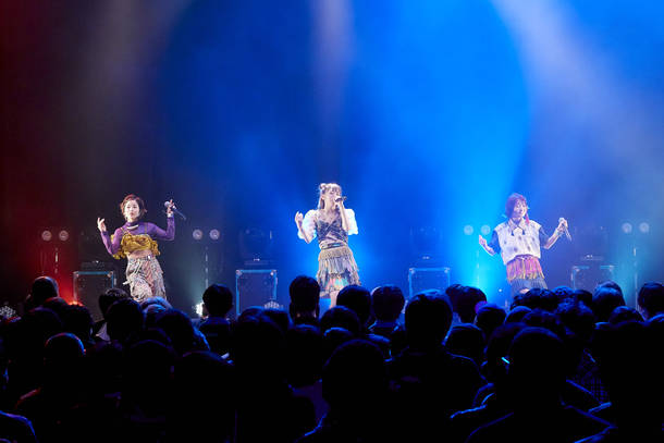 【ONEPIXCEL ライヴレポート】